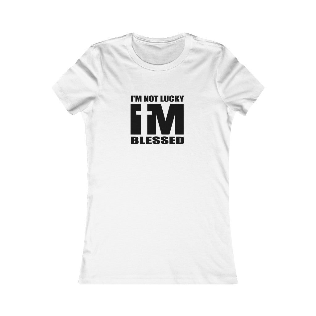 Blessed Womens tee