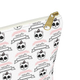 Panda Accessory Pouch T-bottom