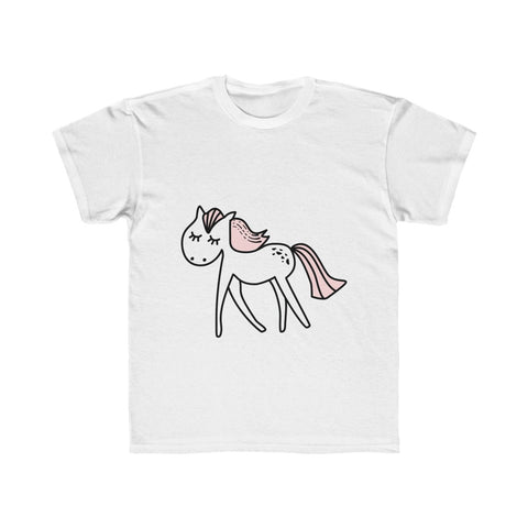 Unicorn Regular Fit Kids Tee