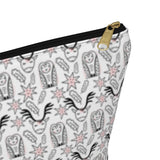 Cerf & Owl Accessory Pouch