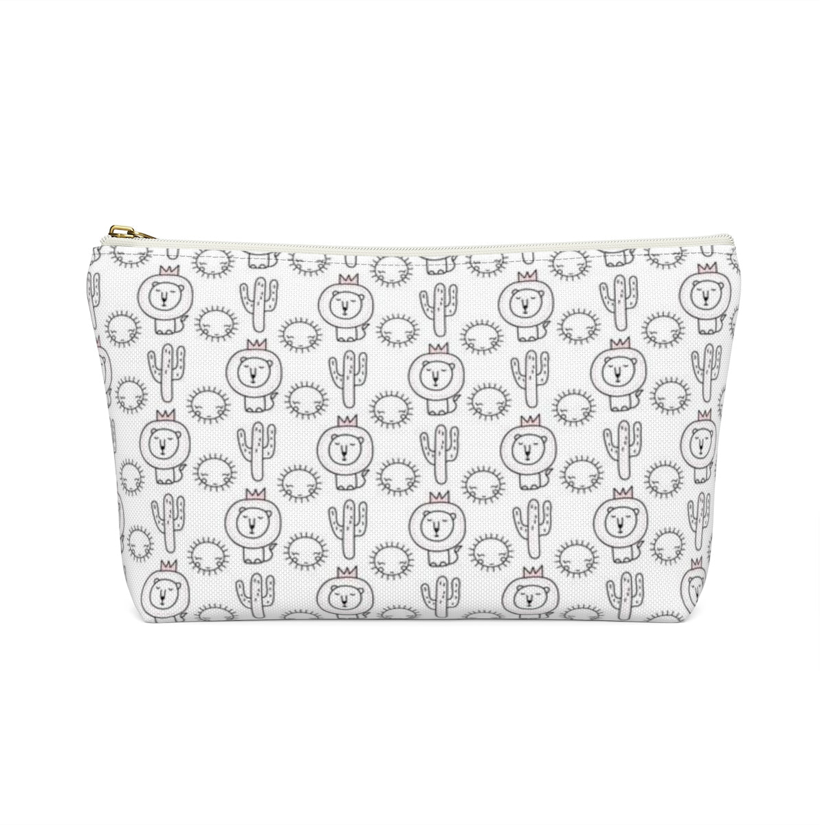 Lion – Accessory Pouch (T-bottom)