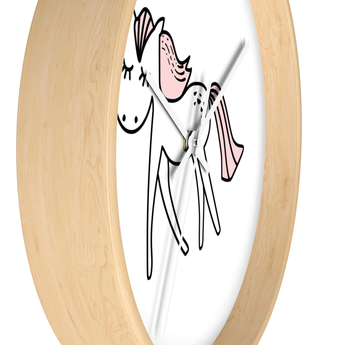 Beauty Horse – Wall clock