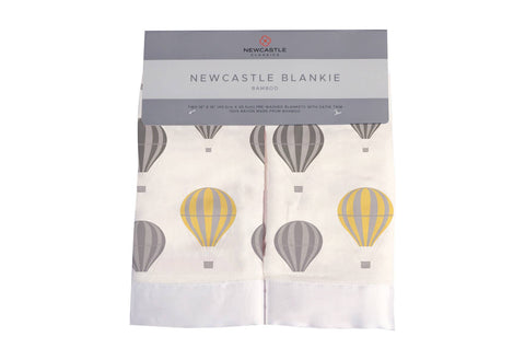 Hot Air Balloon Blankie