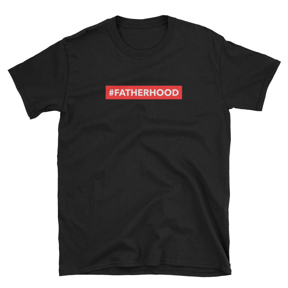 Fatherhood Short-Sleeve Mens T-Shirt - Mini Me