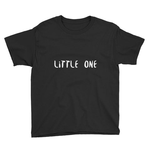 Little One Youth Short Sleeve T-Shirt