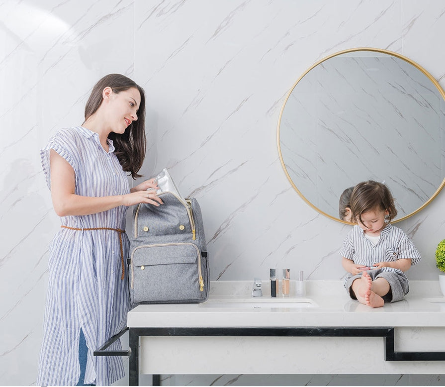 Smith Diaper Backpack