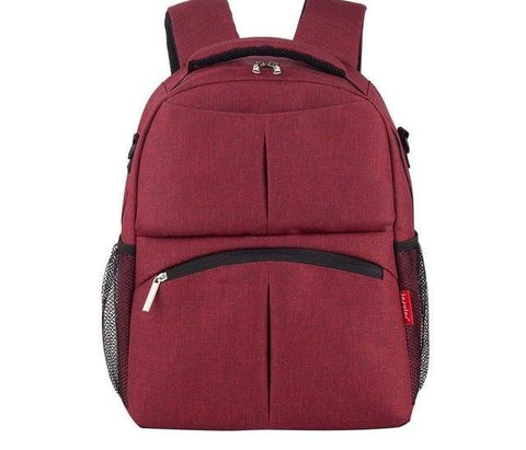 Minimalist Diaper Backpack