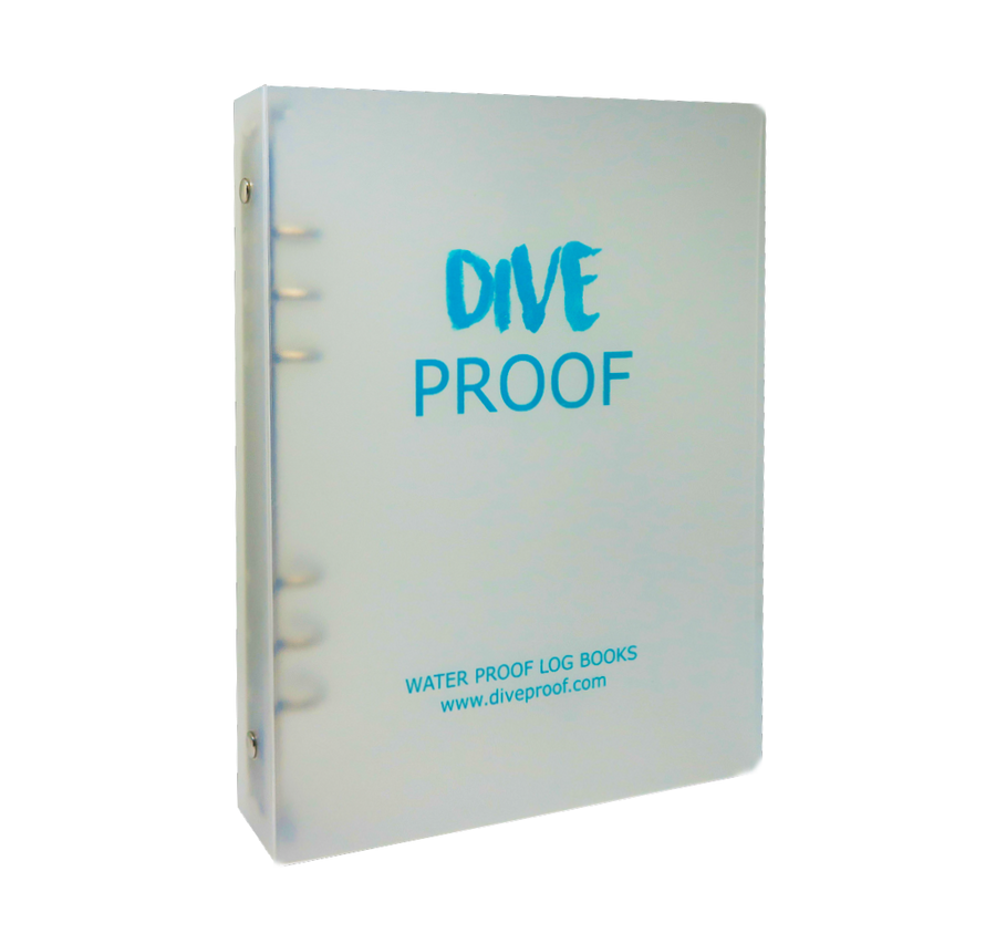Dive Proof Ring Binder