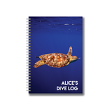 Swimming Turtle Log Book