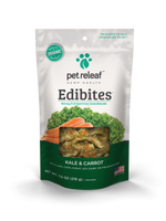 Kale and Carrot CBD Hemp Oil Edibites
