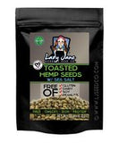 Toasted Hemp Seeds w/ Sea Salt 1lb bag