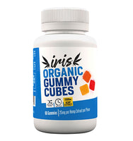 NATURAL ORGANIC GUMMY CUBES 1500MG