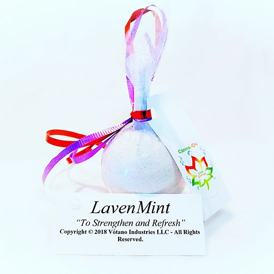 "LavenMint ""To Strengthen and Refresh"""