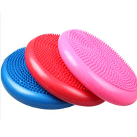 PVC Balance Yoga disc,  Stability Balance fitness Training ball