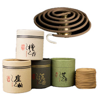 Natural Coil Incense 2 Hours 48pcs/Box