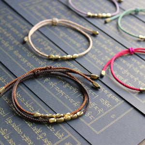 Six Color Bracelets