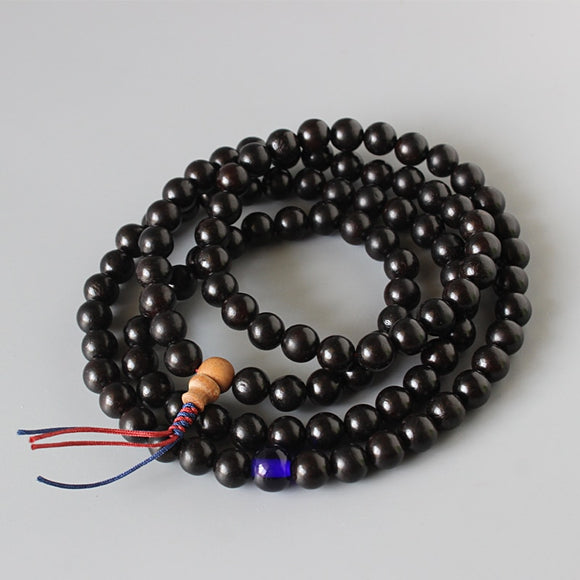 Handmade 108 Beads Meditation Mala Knotted