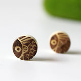 Beads Fish - Tagua Nut