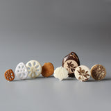 Different Charms - Tagua Nut and Wooden