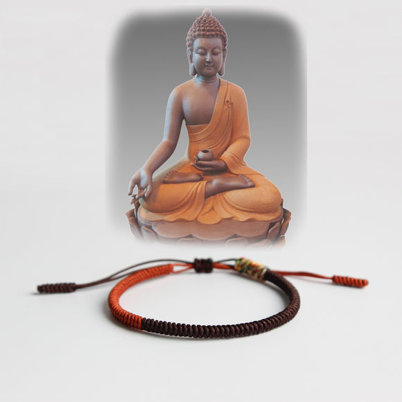 Lucky Bracelet - Handmade by Tibetan Monks