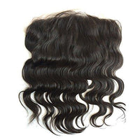 "Body Wave Lace Frontal (13""x 6"") - HookedOnBundles Virgin Hair"