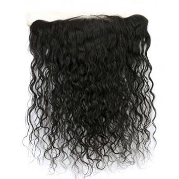 Indian Wavy Lace Frontal - HookedOnBundles Virgin Hair