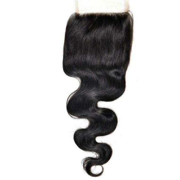 Malaysian Body Wave Closure - HookedOnBundles Virgin Hair