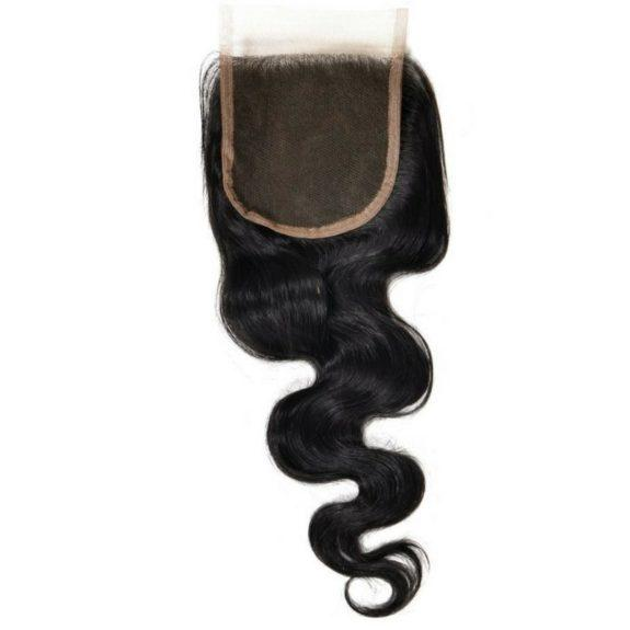 Brazilian Body Wave Lace Closure - HookedOnBundles Virgin Hair
