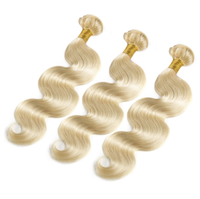 Blonde Body Wave Bundle Deal - HookedOnBundles Virgin Hair