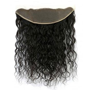 Indian Wavy Lace Frontal - hookedonbundles-virgin-hair