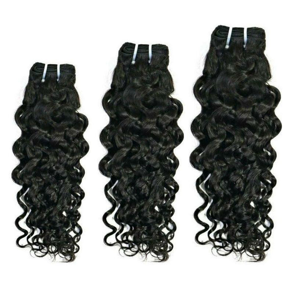 Spanish Wave Bundle Deal - HookedOnBundles Virgin Hair