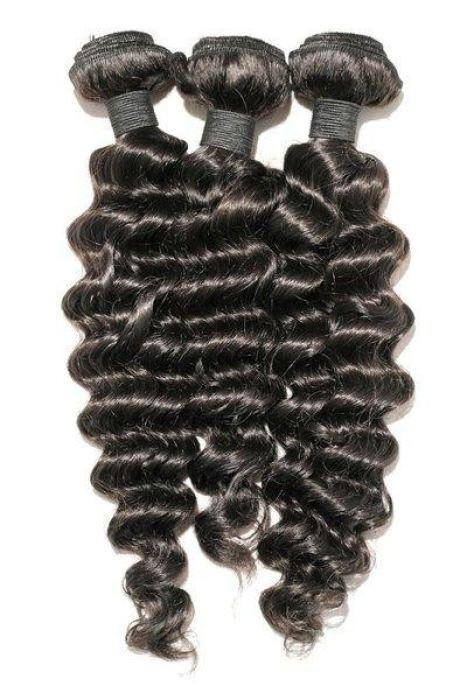 Exotic Deep Wave Bundle Deal - HookedOnBundles Virgin Hair