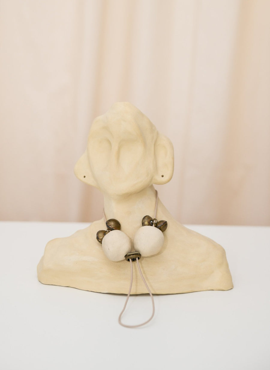 Natural Rubber Necklace - OFIR IVGI