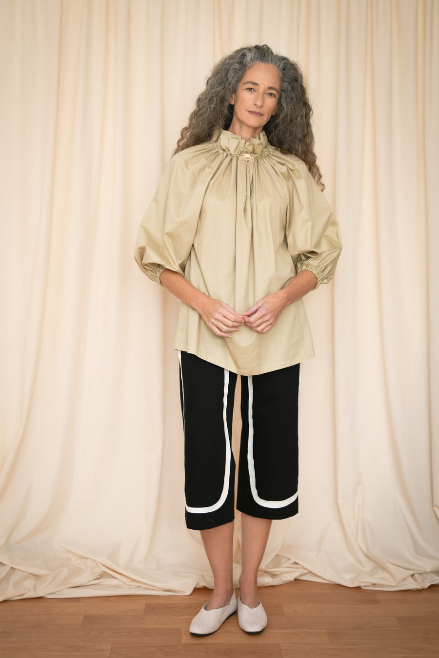 Black Line Pants - OFIR IVGI