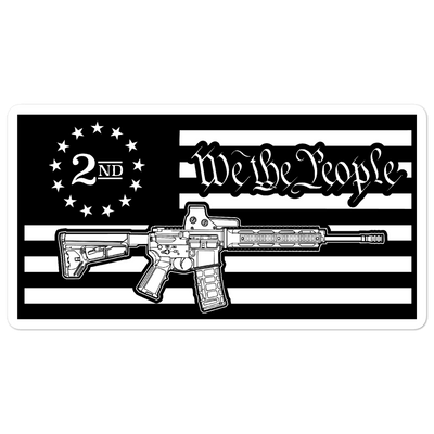 We the People 2A (Sticker)