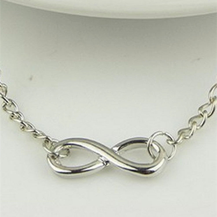 Fashion Silver Gold Chain Bracelets
