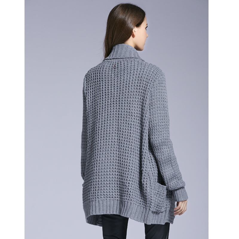 Frauen Strickjacke