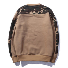 Camouflage Pullover 2018