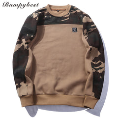 Camouflage Pullover