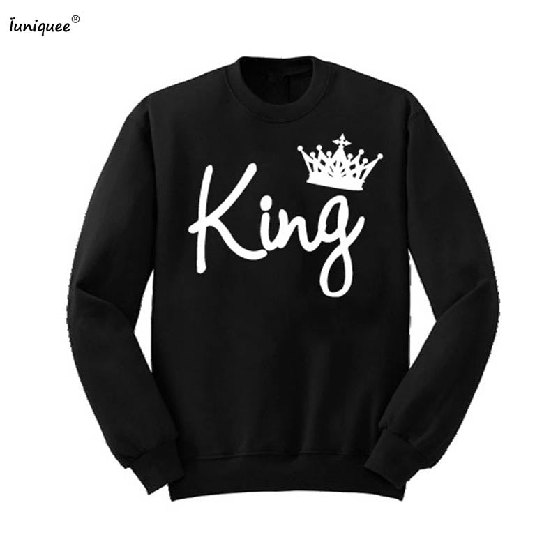 King Queen Pullover