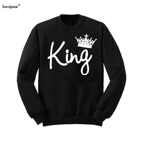 Queen oder King Pullover