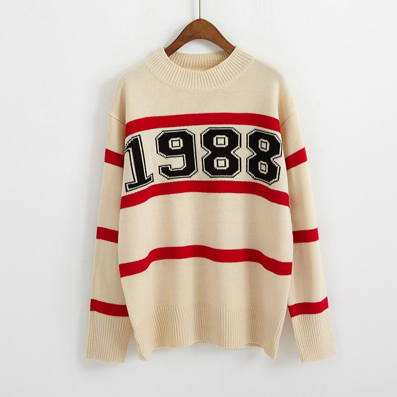 1988 Pullover