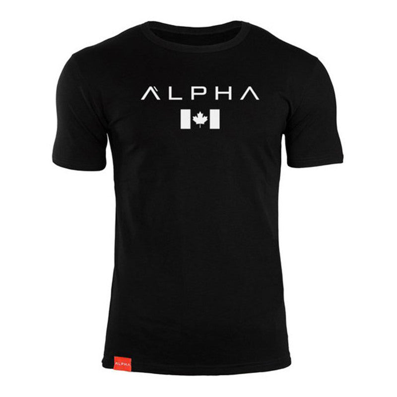 T-Shirt Alpha Crossfit