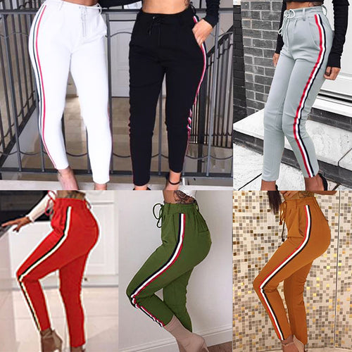 Slim Fit Fashion Hose