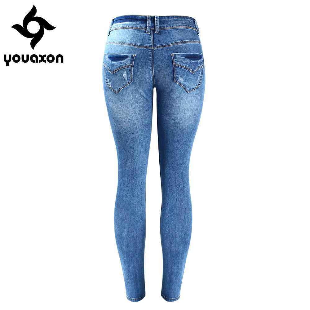 Jeanshose Denim