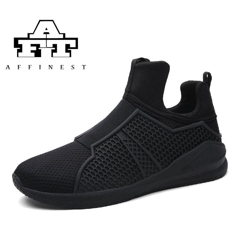 Breathable Casual Slip-on Sneakers