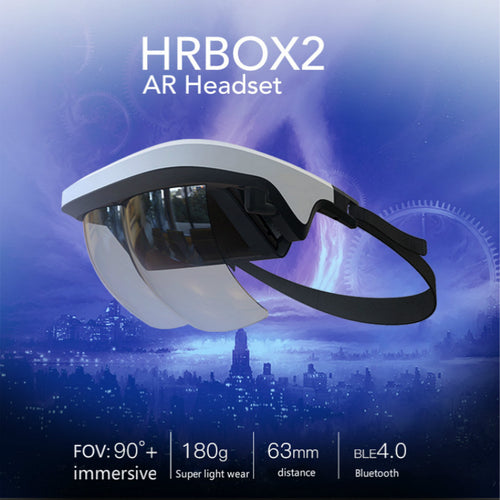 AR Augmented Reality Glasses VR 3D