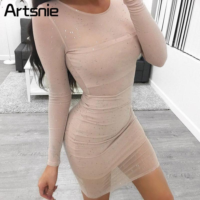 """Artsnie"" Mini Dress"