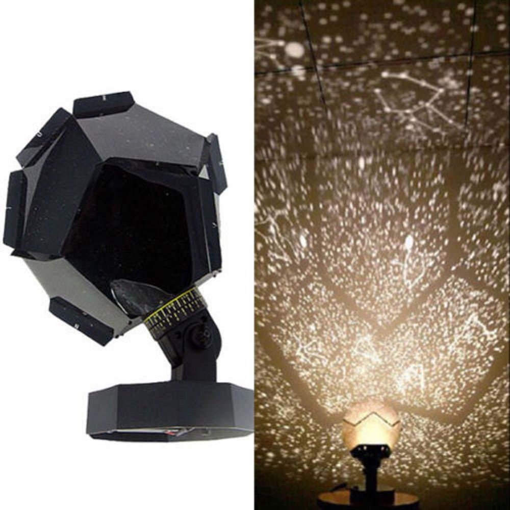Star Astro Projection Cosmos Night Lights Lamp