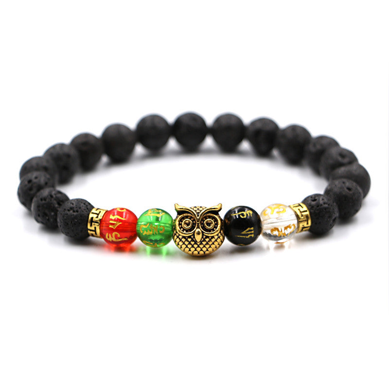 Elephant Charm Bracelet For Women Men